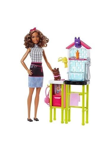 Mattel Oyuncak Bebek Renkli